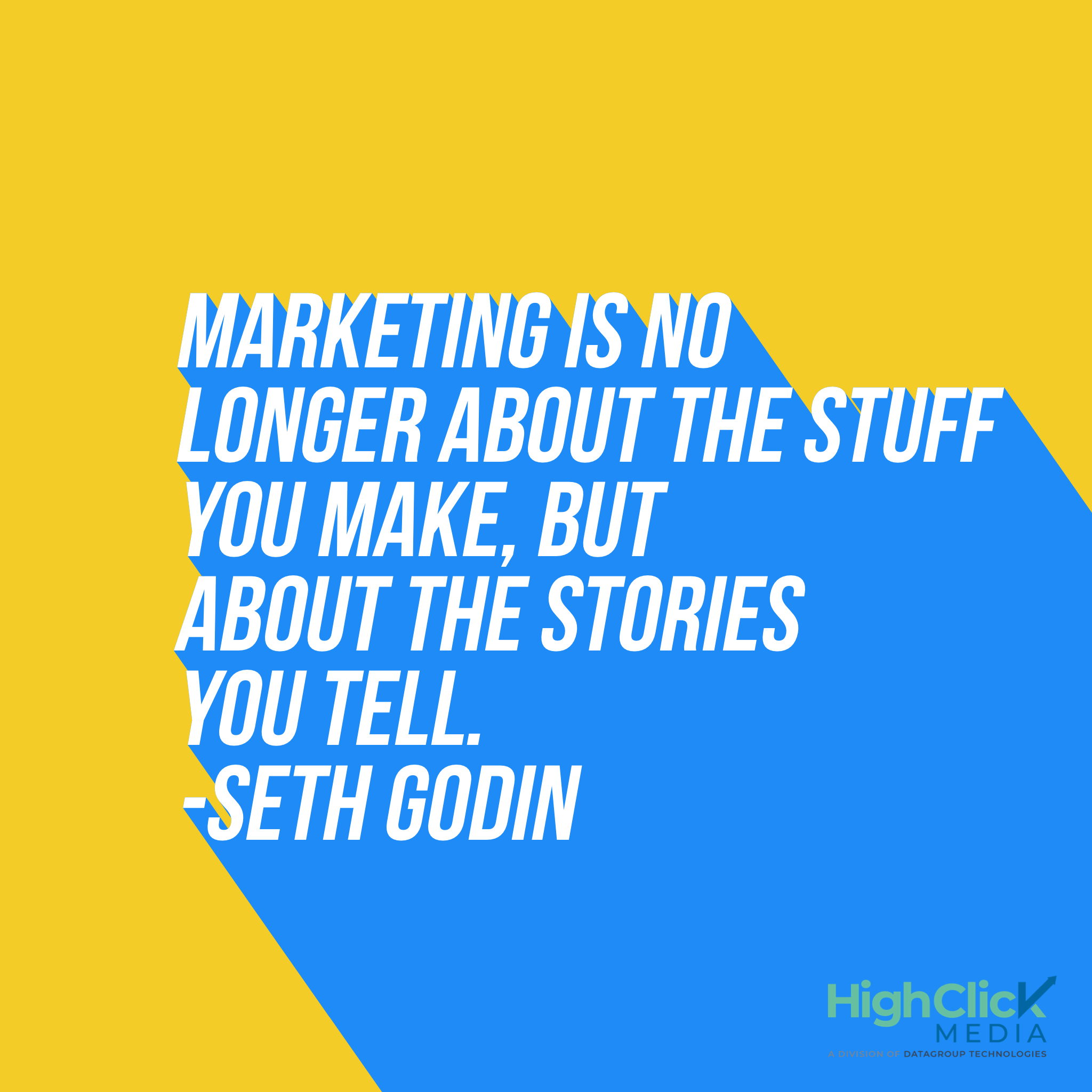 digital marketing stories