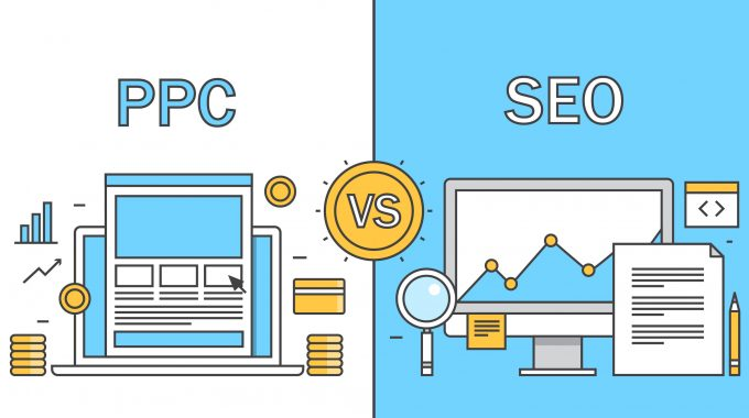 High Click Media Pay Per Click Vs Search Engine Optimization Photo For Blog