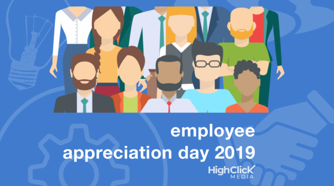 High Click Media Celebrates And Interviews Marketing Team For Employee Appreciation Day
