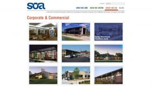 Commercial Construction Portfolio Digital Marketing for Contractors HighClick Media Greenville, NC