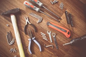 Hand Tools Digital Marketing for Commercial Contractors and Construction Companies HighClick Media Greenville, NC