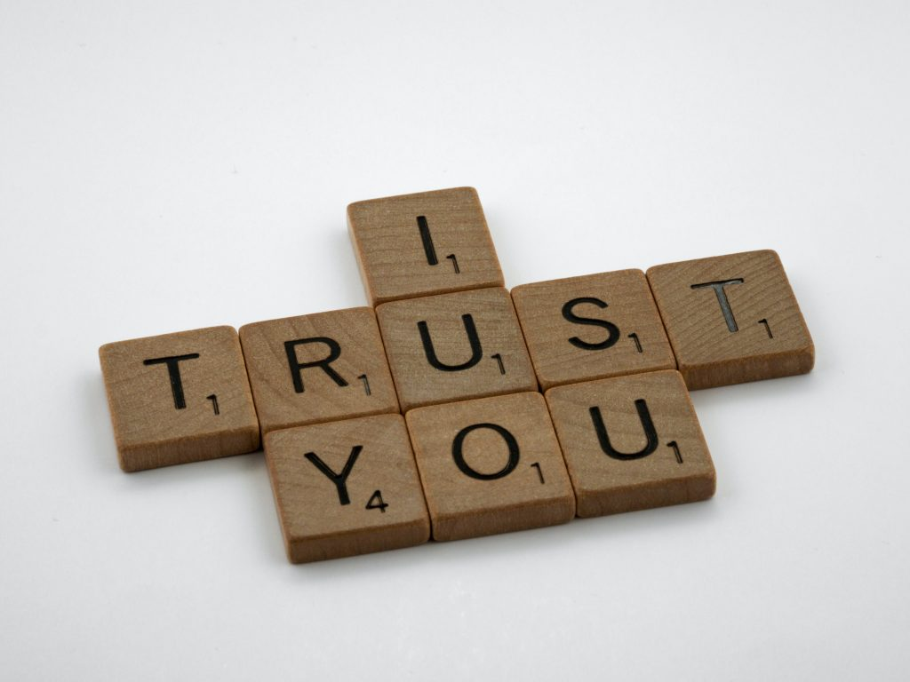 Cohesive Brand Voice Helps Build Trust with Your Audience